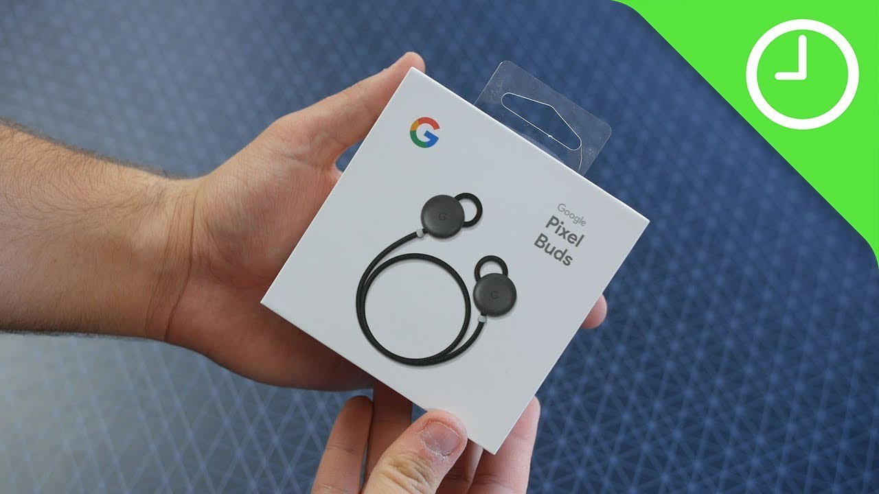 Unboxing & Setting Up The Google Pixel Buds