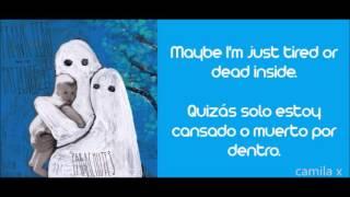 I M A Mess Frank Iero Andthe Patience Lyrics English Spanish