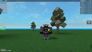 Roblox/del 2/ Visar En Glitch