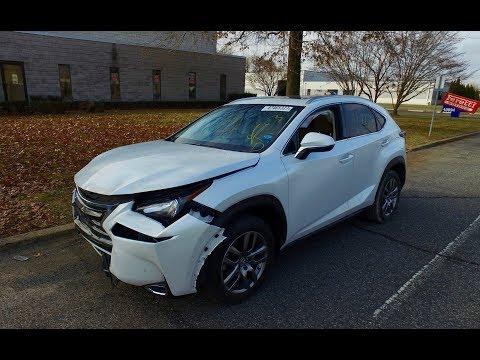2015 Lexus NX200t . Автомобили с аукциона Копарт (copart.com ). Автомобили из Америки.