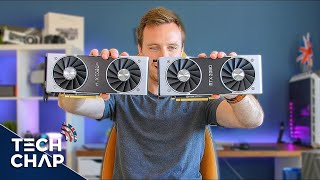 UNBOXING the Nvidia GeForce RTX 2080 & 2080Ti 🤤 | The Tech Chap