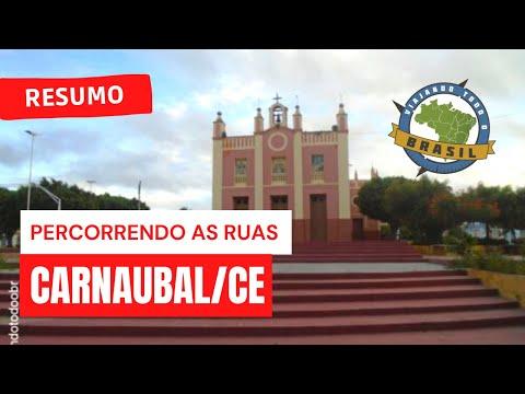 Viajando Todo O Brasil - Carnaubal/CE