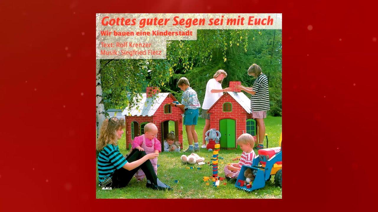 Siegfried Fietz Wenn Das Große Fest Beginnt Aus Gottes Guter Segen Sei Mit Euch