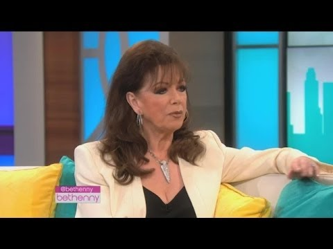 Does Jackie Collins Base Her Characters on Real People? Mp3