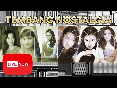 🔴 (LIVE) Musik Tembang Kenangan • Lagu Pop 80-90an • Golden Memories #LiveMusicStream