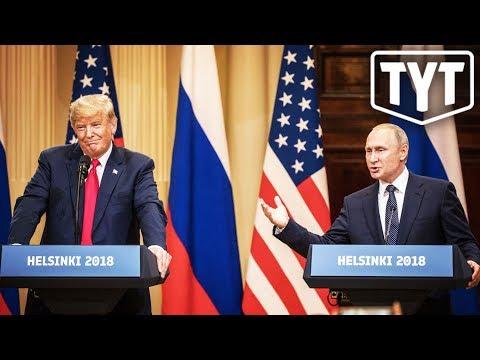 Trump Bends The Knee To Putin
