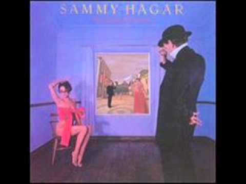 Sammy Hagar Baby's on Fire Standing Hampton 1981