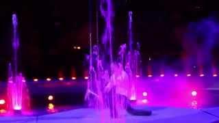 Цирк шоу гигантских фонтанов 1 часть