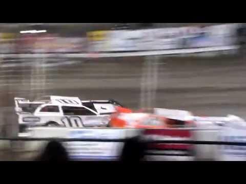 River Cities Speedway Wissota Late Model Heats Part 1 (9/9/16)