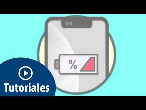 Cómo Mostrar Porcentaje De Batería En IPhone Xs O IPhone Xs Max