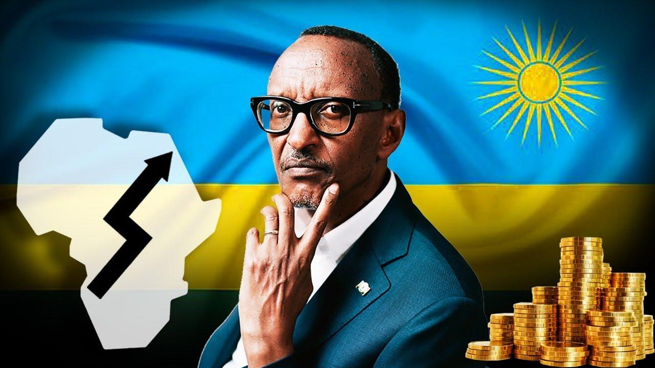Afrika'da Bir Güç Doğuyor: Ruanda Nasıl Zenginleşiyor?