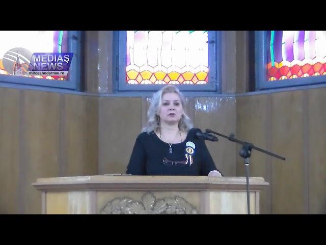 Alocutiune Elena Teodora Ion, directorul Liceului