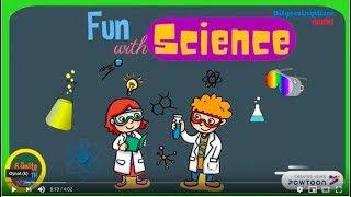 4.sınıf ingilizce 6.ünite(FUN WITH SCIENCE)