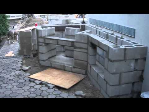 wood fired pizza oven kit installation 4 youtube. Black Bedroom Furniture Sets. Home Design Ideas