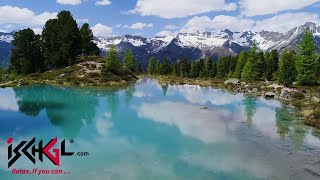 Berglisee in Ischgl/Mathon, 13. Juni 2020 #loveischgl #berglisee