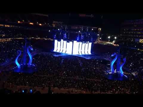 Blank Space, Taylor Swift, Reputation Tour, Levi's Stadium, May 11, 2018