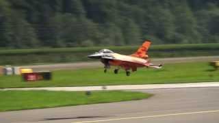 F-16 Gerald Rutten JET WORLD MASTERS MEIRINGEN SWITZERLAND 2013