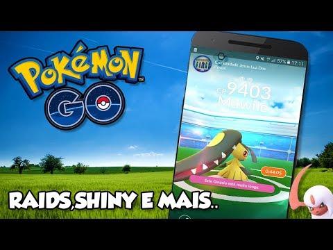 Download Youtube: 3ª GEN: NOVAS RAIDS, SHINY E MAIS! - Pokémon Go