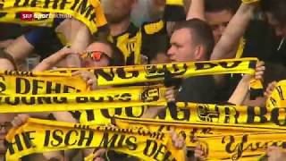 Young Boys - Luzern 2:1 28.04.2018