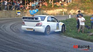 Rally Legend San Marino 2018   Big Show, Mistakes, Flames & Brutal Sounds   ADRacing