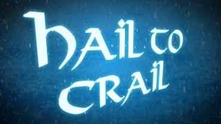 Gloryhammer - Hail to Crail | Lyrics Video