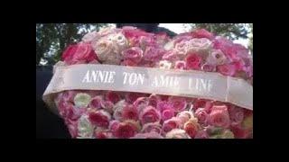 Annie Cordy les plus belles Fleurs de ses Fun érailles