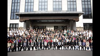 13-a Ĉina Kongreso de Esperanto (Parto), Shaoxing Fenghui, 2019. 11. 8-10 제13회 중국 에스페란토 대회