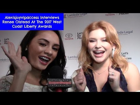 Renee Olstead Interview With Alexisjoyvipaccess - West Coast Liberty Awards