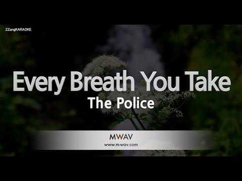 Download The Police-Every Breath You Take (Melody) [ZZang KARAOKE]
