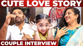 How My KID Reacts When My Wife & I Fight – Shobi Master & Lalitha Shobi Couple Interview
