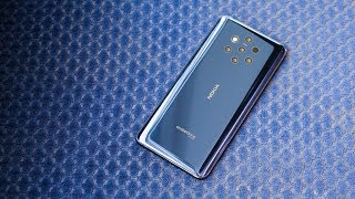 نظرة على الهاتف Nokia 9 PureView:ليش خمس كاميرات؟