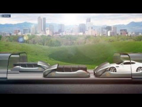 High-speed urban transportation network coming in Denver?