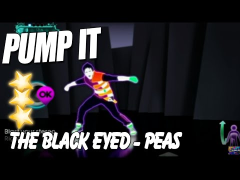 🌟Pump It - The Black Eyed Peas - Just dance 3 🌟
