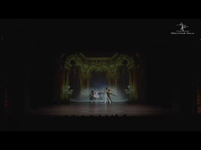 Sleeping Beauty (Julian MacKay and Olga Esina)