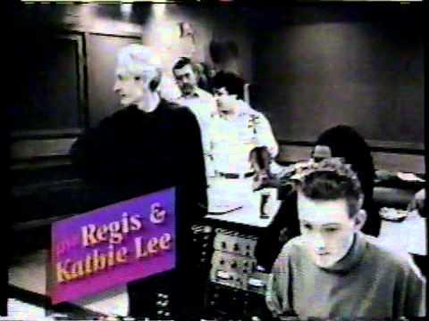 Charlie Watts Regis and Kathy Lee