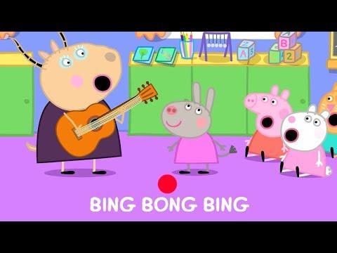 Свинка пеппа идет в школу смотреть онлайн мультфильм