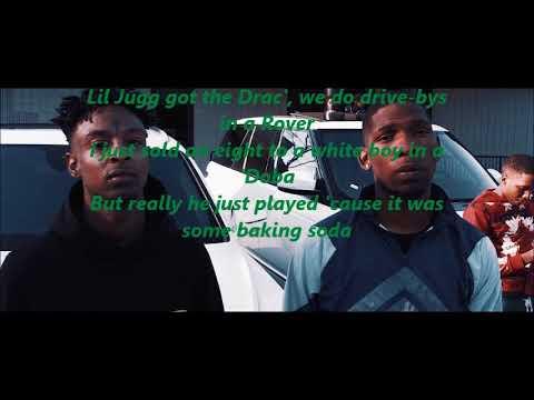 "Blocboy JB ""Rover 2.0"" Ft. 21 Savage (Lyrics)"