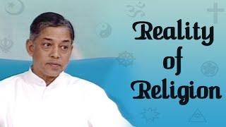 Reality of Religion