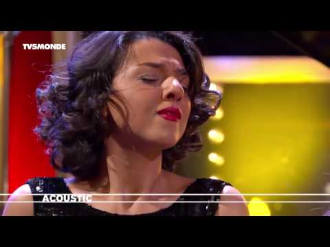 "Khatia Buniatishvili's composition on Gainsbourg's ""la Javanaise"", live on TV5Monde"