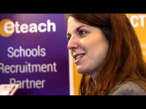 Eteach at The Academies Show- Birmingham NEC 2015