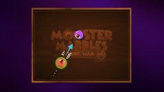 Монстры-шарики: Битва на выбывание (Monster Marbles: Turf War) // Геймплей