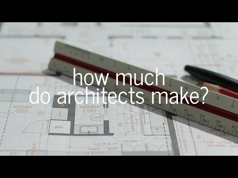 How Much Do Architects Make?