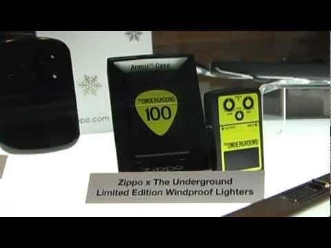 Underground 100 - Winners of Zippo Limited Edition Lighters - Hong Kong live music