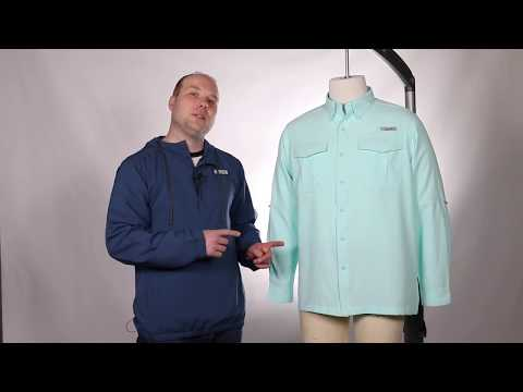 Habit Men's Belcoast River Guide Fishing Shirts