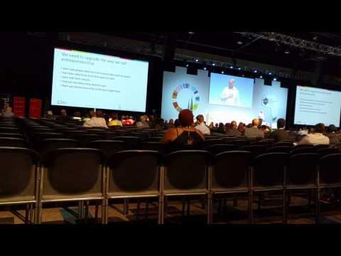 Jeff Hoffman at Global Entrepreneurship Congress #GEC2017