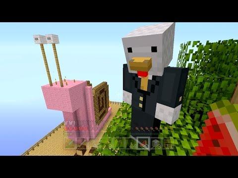 Minecraft Xbox - Sky Den - Hail The Snail (26)