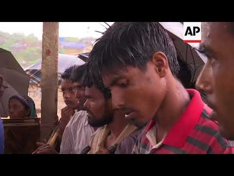 Refugees Intl head in Bangladesh to assess Rohingya crisis