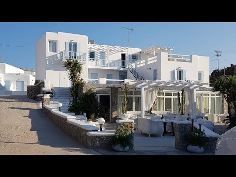 Where I Stayed In MYKONOS, Greece + Transportation