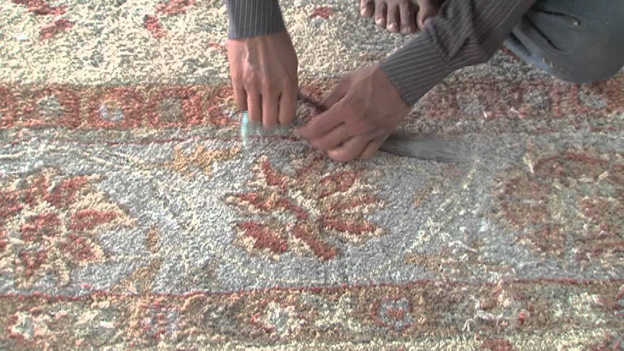 Pottery Barn Obeetee Rugs - YouTube