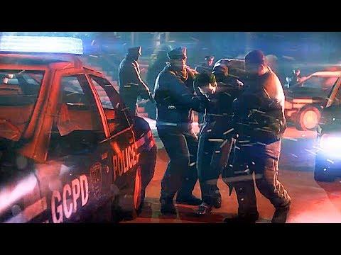 Joker Gets Arrested Scene - Batman Arkham Origins |